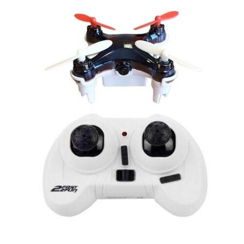 Gear2play quadcopter RC Nano Spy DroneHD 7 cm schwarz