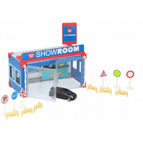 Gearbox spielset Showroom 34 teilig