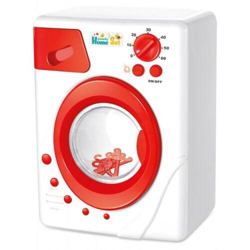 Gerardo's Toys waschmaschine mit Licht und Ton 20 cm rot