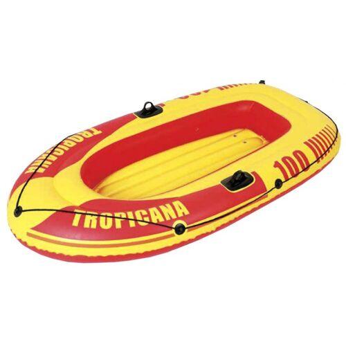 Jilong schlauchboot Tropicana 98 x 185 cm Vinyl gelb/rot S