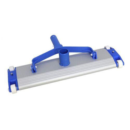 Gerimport poolreiniger 44,5 x 13 cm Aluminium blau/weiß