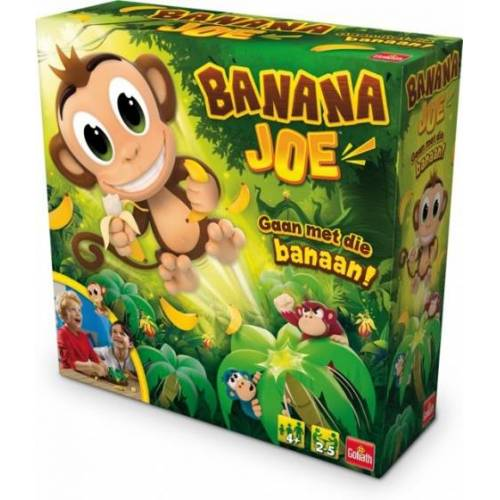 Goliath Banana Joe Brettspiel (NL)