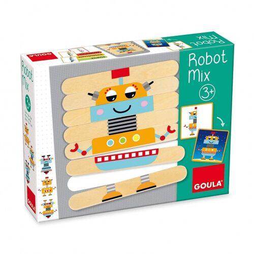 Goula lernspiel Robot Mix (NL)