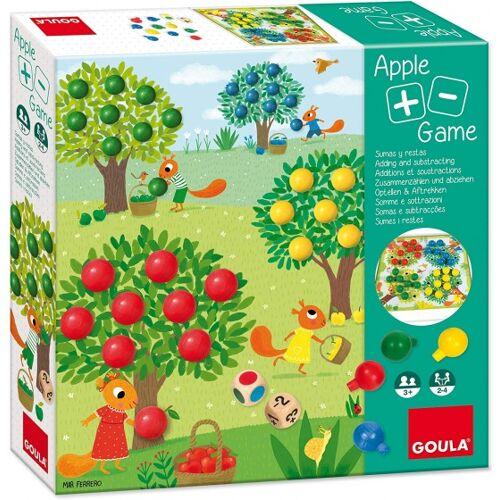 Goula kinderspiel Apple Spiel 44 teilig