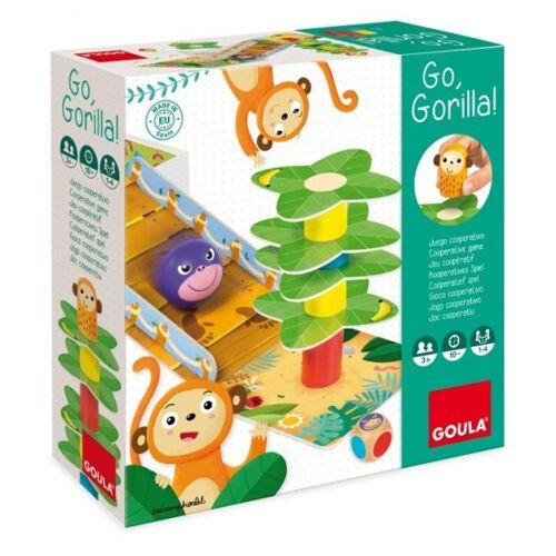 Goula kinderspiel Go Gorilla!