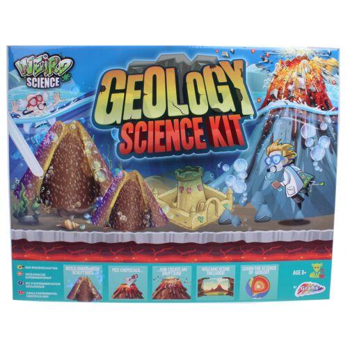 Grafix Geologischer Experimentiersatz 9 teilig
