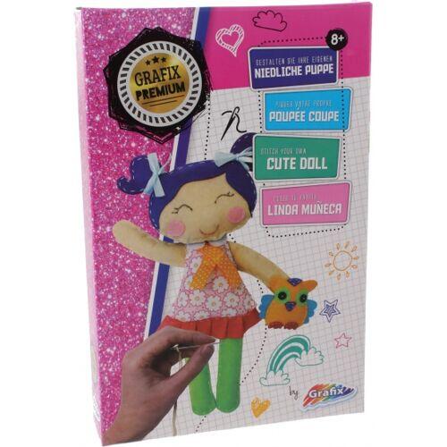 Grafix erstellen Sie Ihre eigene Puppe