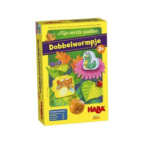 Haba Würfel Würfel Wurm (NL)