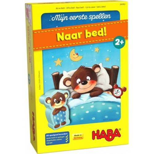 Haba gesellschaftsspiel (NLNaar bed!)