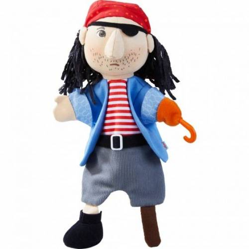Haba handpuppe Pirat 30 cm