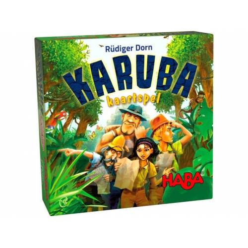 Haba Karten Karuba (NL)