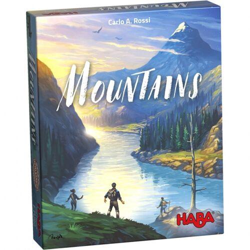Haba kartenspiel Berge