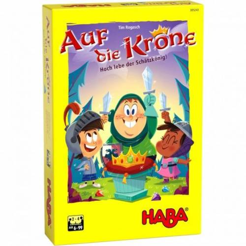 Haba kinderspiel (DUEed op de kroon)