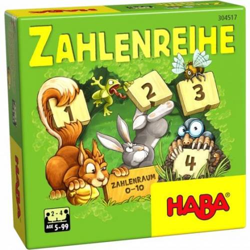 Haba kinderspiel Zahlen (DU)