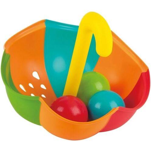 Hape badespielzeug Regenschirm mit Bällen 25 x 25 x 25 x 26 cm
