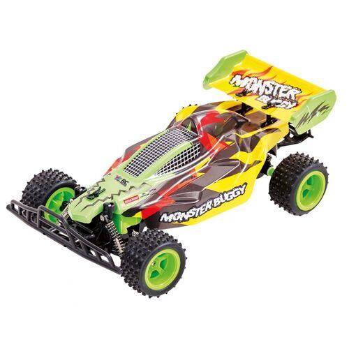 Happy People RC Monster Buggy20 cm grün/gelb
