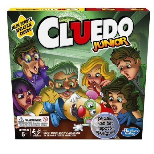 Hasbro brettspiel Cluedo Junior