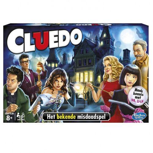 Hasbro Cluedo 40 x 26,5 x 5 cm Brettspiel