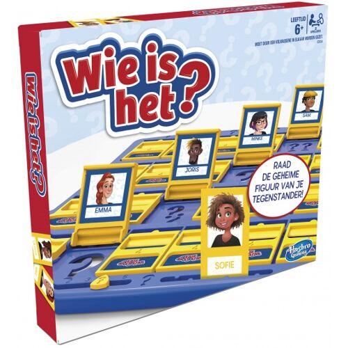 Hasbro gesellschaftsspiel (NLWie is het?)