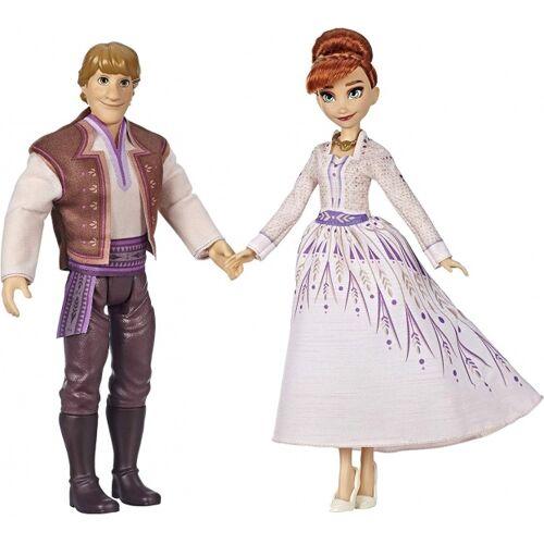 Hasbro die Protagonisten Frozen 2Anna & Kristoff