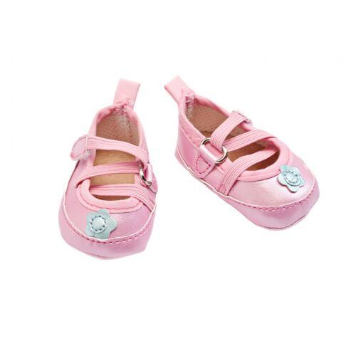 Heless ballerinas für eine Puppe von 38 45 cm rosa