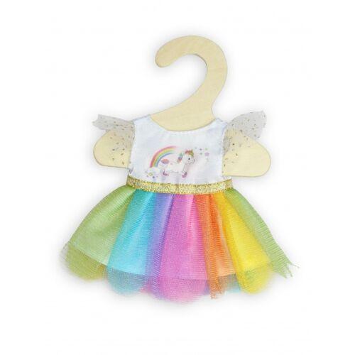 Heless puppenkleid Einhorn für Puppe von 20 25 cm Länge