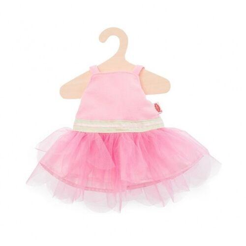 Heless puppenbekleidung Ballettkleid rosa 35 45 cm