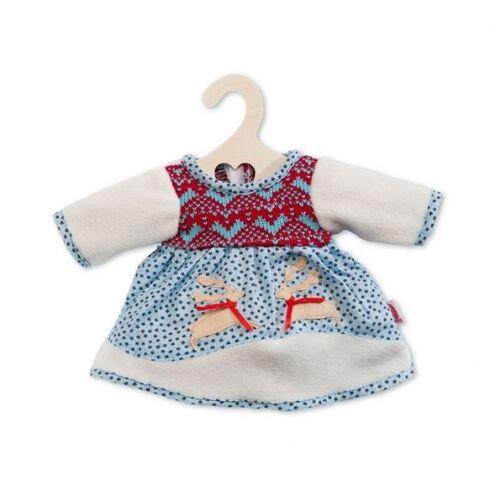 Heless puppenbekleidung Winterkleid 28 33 cm