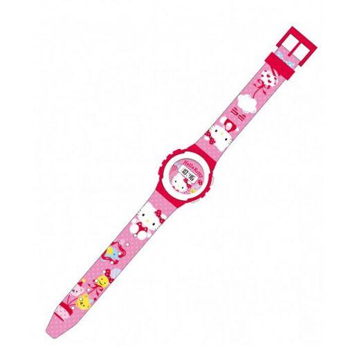 Hello Kitty kinderuhr Hello Kitty Mädchen 29 cm rosa