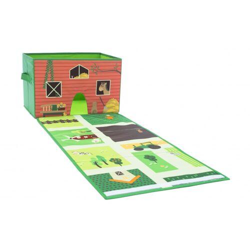 ACHOKA Spielteppichfarm play en store 38 x 26 cm 24 L