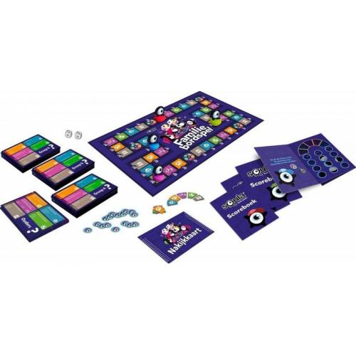 Identity Games Squla Familien Brettspiel 31,5 x 8,5 x 26 cm Karton