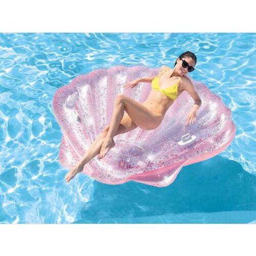 Intex luftmatratzenschale 178 x 165 x 24 cm Vinyl rosa