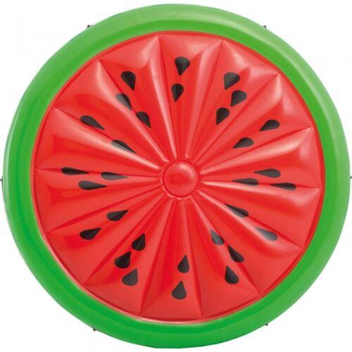 Intex Luftmatratze Wassermelone 183 cm rot / grün