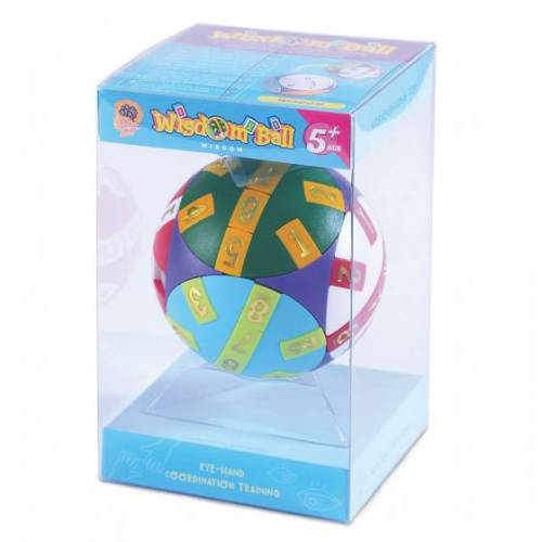 Invento weisheit Weisheit Ball 9 cm Kunststoff blau