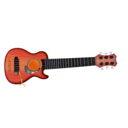 Johntoy 6 Gitarrensaiten Orange 44 cm