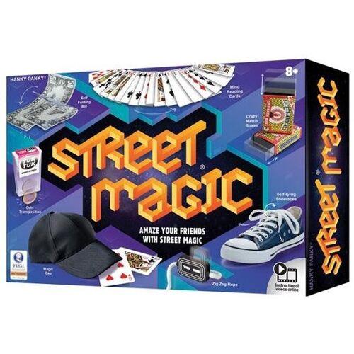 Hanky Panky Toys zauberkiste Street Magic