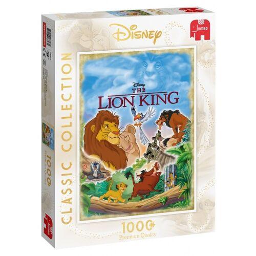 Jumbo puzzle Disney The Lion King 1000 Teile