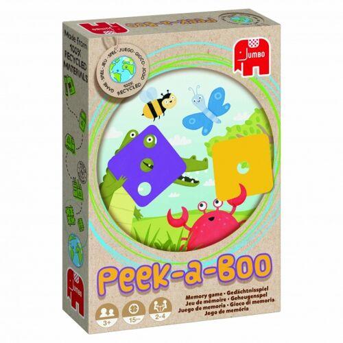 Jumbo kinderspiel Peek a Boo