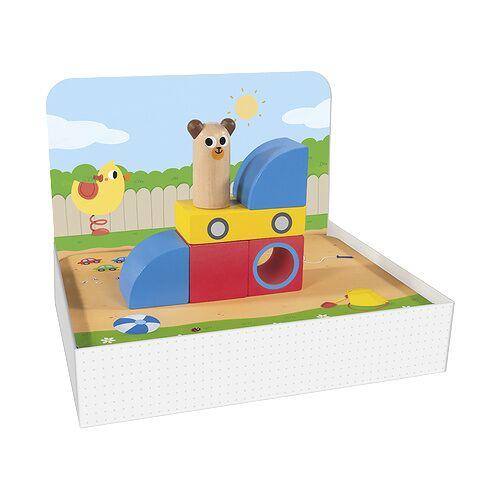 Jumbo puzzle Logic Park junior 24 x 18 cm 7 teilig
