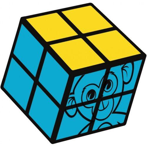Jumbo Rubiks Cube Affe 2x2 Junior