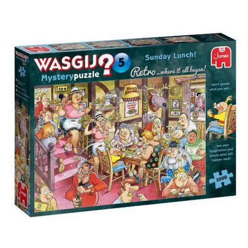 Jumbo puzzle Wasgij   Sunday Lunch! Karton 1000 Teile