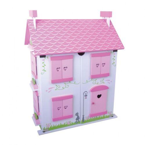 Jumini Holzpuppenhaus Rose Cottage