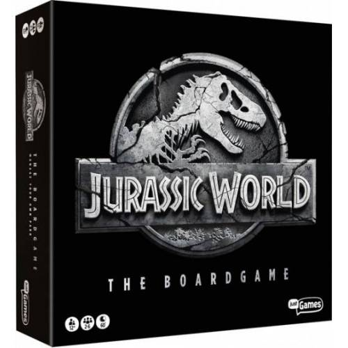 Just Games brettspiel Jurassic World