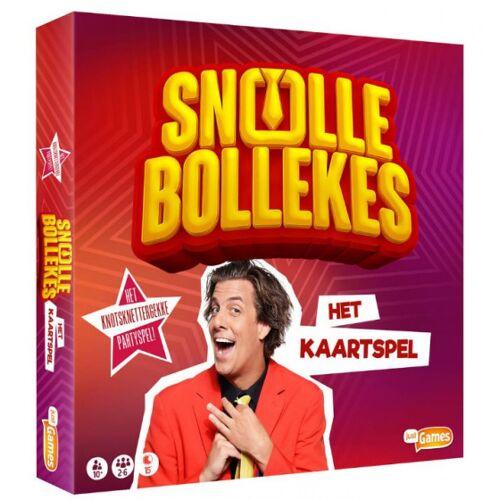 Just Games kartenspiel Snollebollekes Karton rot/gelb