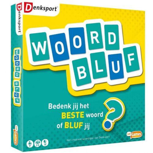 Just Games kartenspiel Wort Bluff Karton blau/grün/gelb