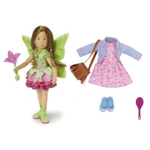 Käthe Kruse cruselings Sofia Deluxe Puppen Set grün