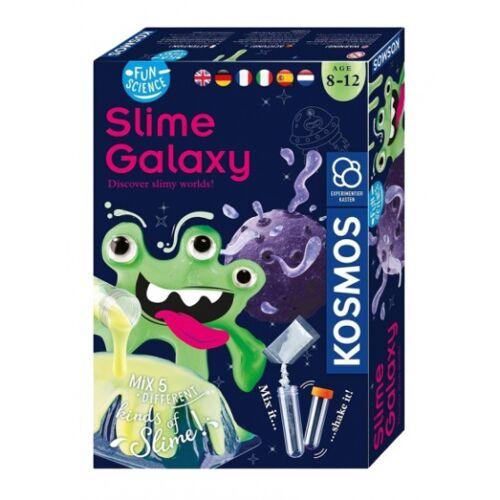 Kosmos schleimige Figur Slime Galaxy junior 6,5 x 20 x 29 cm