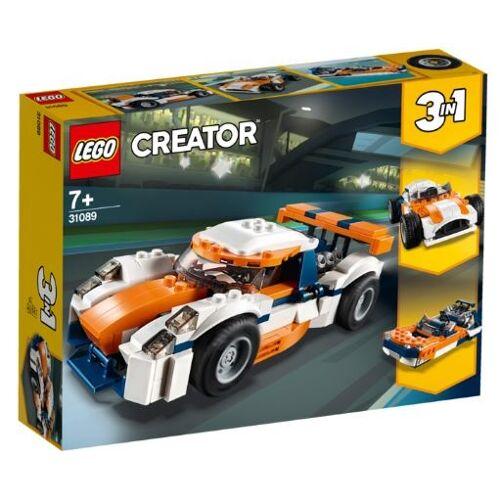 Lego Creator: Rennfahrer (31089)