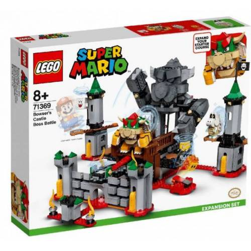Lego Super Mario: Schloss Bowsers (71369)