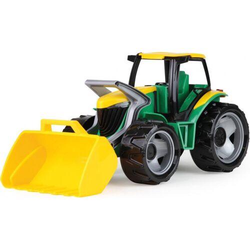 Lena traktor mit Frontlader Jungen 62 x 22 cm grün/gelb